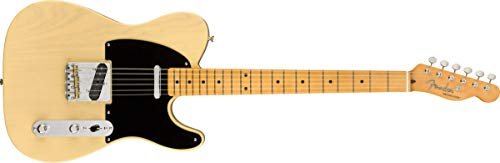 13位:フェンダー(Fender)『Electric Guitar, American Professional Telecaster, natural』