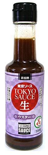 水牛食品 東京ソース生ウスター 188g ×2本