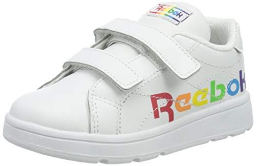 Reebok RBK Royal Complete, Zapatillas de Running, Blanco/VECRED/HIVIOR, 33 EU