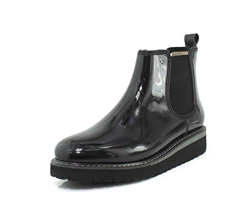 COUGAR Women's Kensington Waterproof Short Chelsea Boot Black 10 Medium US