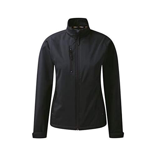ORN werkkleding 4260 dames Tern Softshell jas, marine, 10 Size