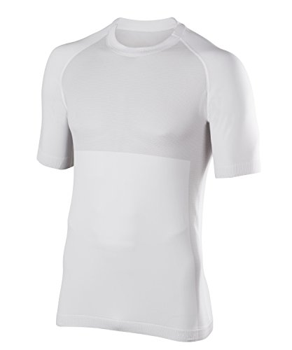 FALKE Herren Running T-Shirt, White, 2XL