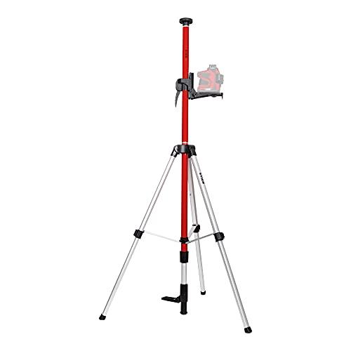 STIER Teleskopstange für Kreuzlinienlaser 360 cm, Lasermessgeräte & Zubehör, Teleskopstütze
