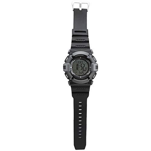 Alomejor Reloj Deportivo Reloj Impermeable Multifuncional para montañismo al Aire Libre Natación Camping Buceo