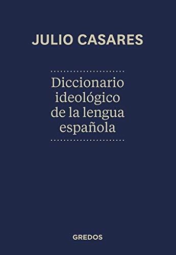 Diccionario ideológico de la lengua española (DICCIONARIOS