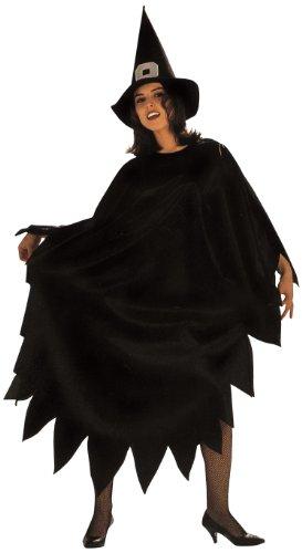 RIO - 151106/4042 - Déguisement - COSTUME ADULTE FEMME SORCIERE TAILLE 40-42