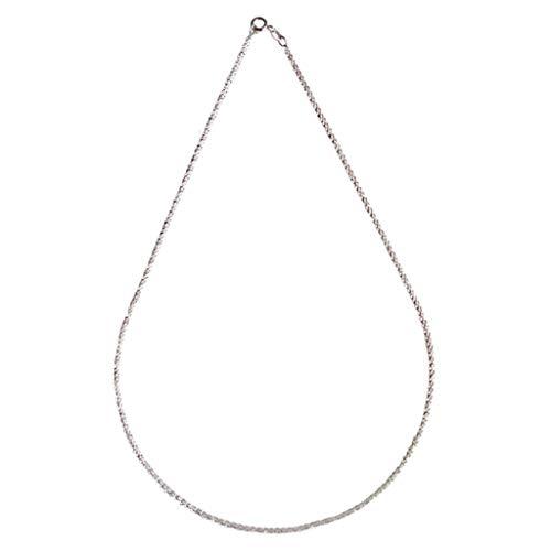 Amagogo Collar de Clavícula Minimalista, Cadena de Joyería para Dama, Mujer, Boda, Navidad