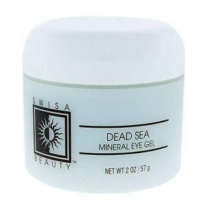 SWISA BEAUTY SENSATION DEAD SEA MINERAL EYE GEL**NEW IN BOX**DEAD SEA COSMETICS. ** by swisa