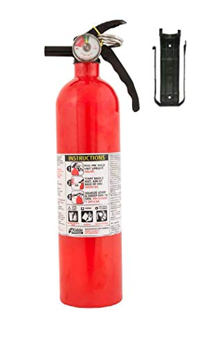 Kidde 5 lb. Fire Extinguisher For Commercial US Coast Guard, OSHA Agency Approval