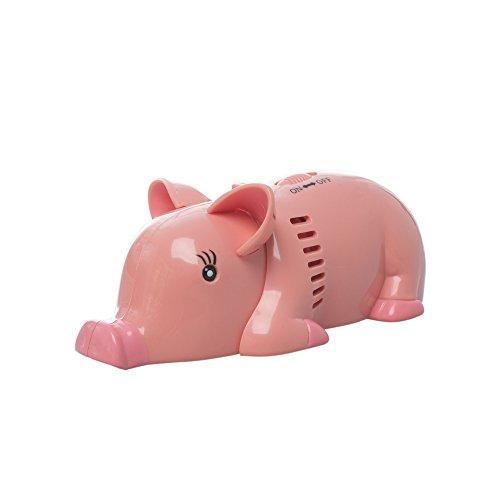 HAB & GUT -SG001V- Originelle Mini-Staubsauger, witzige, lustige, tierische Tischsauger, Schwein