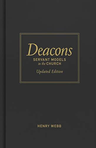 Deacons: Servant Models in the Church
