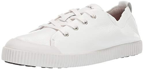 Blackstone Damen RL78 Hohe Sneaker, Weiß (White Whit), 38 EU