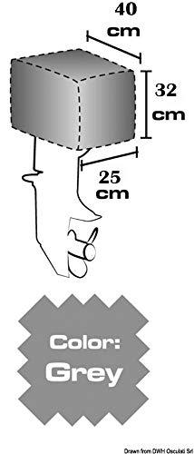 bootsshop in Bad Ischl Motorabdeckung Persenning für Außenborder 2-5 PS 40 x 25 x 32 cm