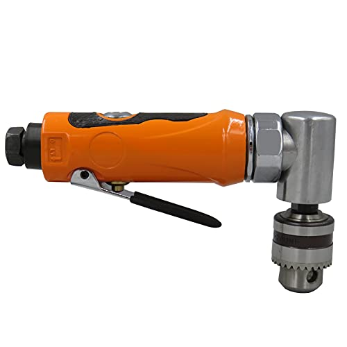 Taladro neumático Ticfox Codo Taladro neumático 90 grados 1/4 6mm KP555L