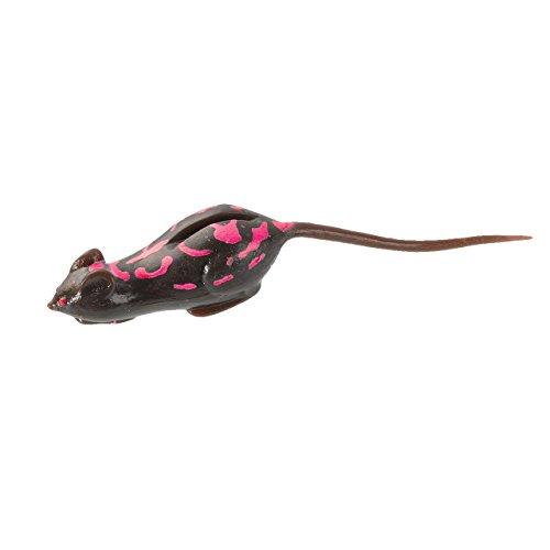 ティムコ(TIEMCO) ルアー CTノラネズミマグナム #10 ドクネズミ