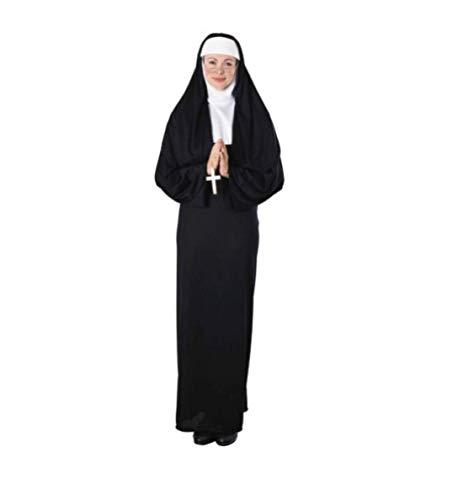 Rubies 15882STD - Disfraz de monja para mujer