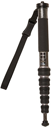 Gitzo GM2562T Series 2 Traveler Carbon Fiber 6 Section Monopod (Black)