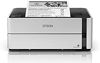 Epson EcoTank M1140 Monochrome InkTank Printer 12 Paise Cost per Print
