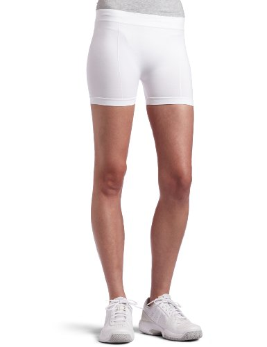Bollé - Tennis-Shorts für Damen in Weiß, Größe XS