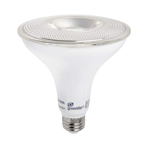 LED PAR38 15W Dusk to Dawn Photocell Flood Light Bulb, 3000K Bright White, 120W Equivalent, 1250 Lumens, Weatherproof, Dimmable, E26 Medium Base, 120V, Energy Star, (1 Pack)