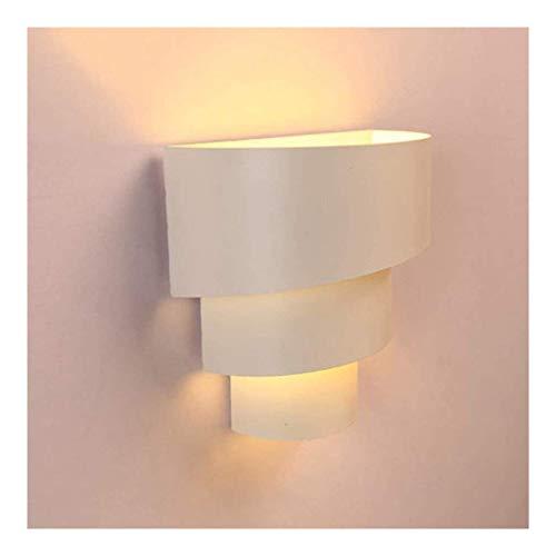 LYLSXY Pared Linterna Pared Escono Pared Lámpara de Pared Lámpara de Pared Luces para Lámpara de Pared de Pared Lámpara de Pared de Noche de Noche Lámpara de Pared de Pasillo Europeo