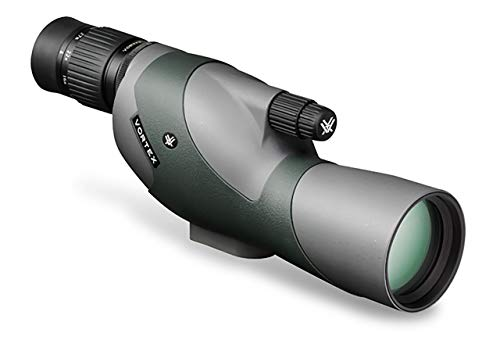 Vortex Optics RZR-50S1 Razor HD 11-33x50 Straight Spotting Scope, Green