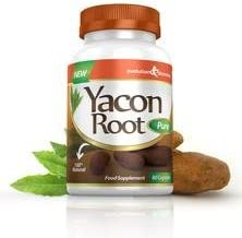 Yacon Root Pure 500mg 60 Capsules Evolution Slimming Estimated Price : £ 19,99