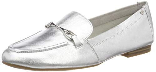 Tamaris Damen 1-1-24212-22 941 Slipper, Silber (Silver 941), 39 EU