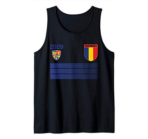 Maglia da calcio Romania 2020 Romania Soccer Canotta