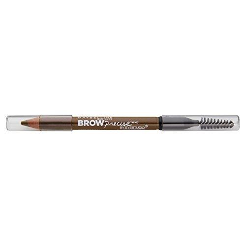 Maybelline New York Brow Precise Shaping Eyebrow Pencil, Blonde, 0.02 oz.