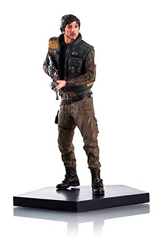 Iron Studios Casian Andor 1:10 Scale Figure Star Wars Rogue One Limited Edition Statue image