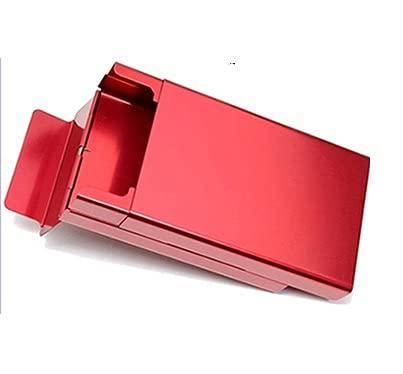 シガレットケース/タバコケース/煙草ケース/アルミケース/20P/ピンク