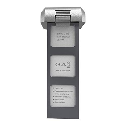 Potensic Batteria per Drone D88 3400mAh 7,6 V