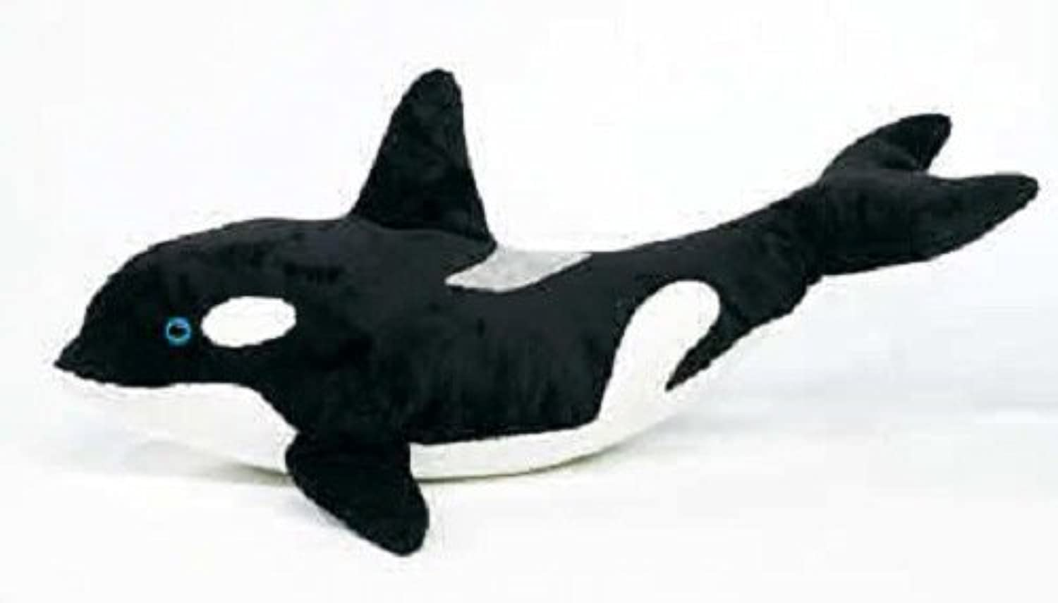 40 Large Orca Killer Whale Plush Stuffed Animal Toy by Fiesta Toys by Fiesta Toys