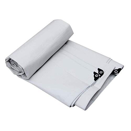 YINUO Heavyweight Padded Outdoor Rainproof Waterproof Sunscreen Frostschutzmittel wasserdichte Segeltuchplane, Boot, Camping, Dach oder überdachte oder überdachte Schwimmbadplane (500G / M2) in versch