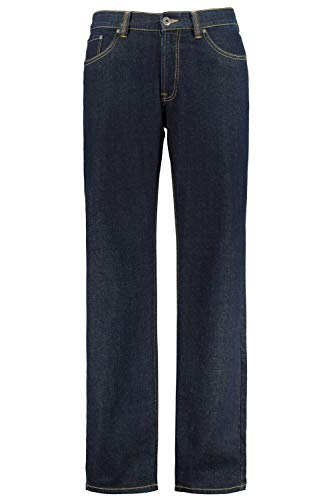 JP 1880 Herren große Größen bis 66, Jeans, Denim-Hose im 5-Pocket-Style, Stretch-Komfort, elastischer Bund & Regular Fit darkblue 54 708067 93-54