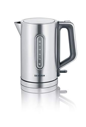 SEVERIN WK 3416 Wasserkocher, schnell, BPA-frei und mit großer Kapazität, 2400 W, 1,7 l-XXL-Füllvolumen