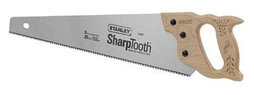 Stanley 20-065 26-Inch 12 Points Per Inch ShortCut Saw