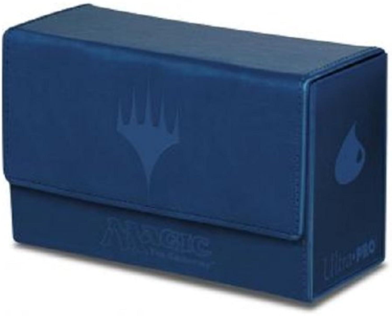 Magic the Gathering  Mana Duel Flip Box bluee