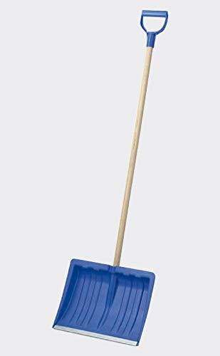 Turk Künstliche Schnee-Erzeuger Kunststoff Schnee Schaufel, blau, 400mm