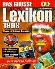 Das grosse DATA BECKER Lexikon '98. 2 CD- ROMs für Windows 95