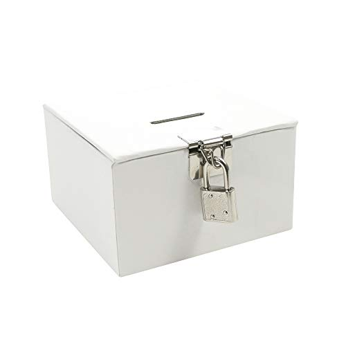 Maildor Caja del Tesoro Blanco para Personalizar