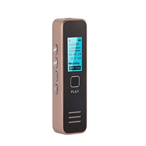 Safety Net Mini Digital Voice Recorder HD Noise Reduction Recorder Pen Spy Dictaphone Sound Recorder MP3 Player