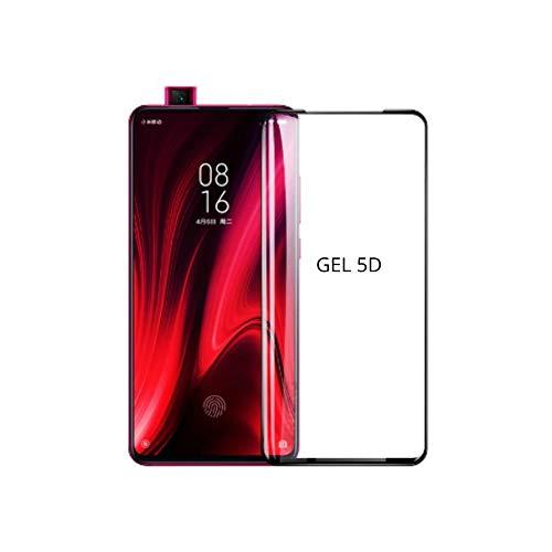 Pelicula De Gel 5D Cobre 100% Display Xiaomi Mi 9T / Redmi k20 / K20 Pro