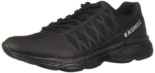 K-Swiss Tenis Mark Zapatillas para Hombre, Color Negro, 25