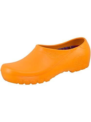 ALSA Damen Fashion Clog 35, orange
