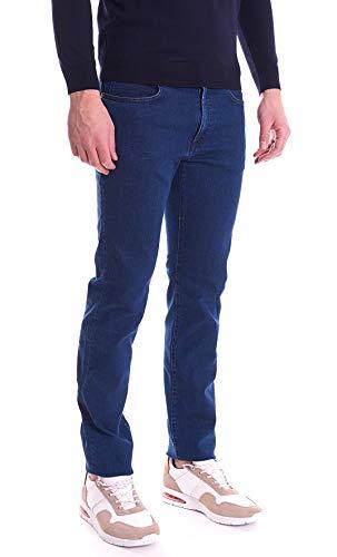 Trussardi Jeans Jeans 380 Icon Blu Scuro