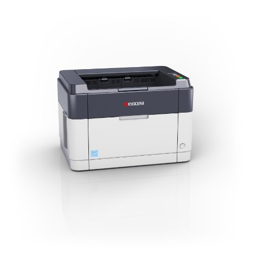 Kyocera Ecosys FS-1041 Impresora láser monocromo (20ppm DIN A4, USB 2.0, pantalla LED, 1200 dpi, blanco y negro)