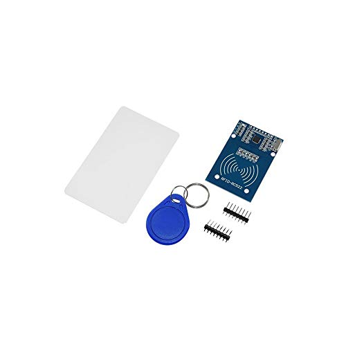 MFRC-522 RC-522 RC522 13.56MHz RFID Module For Kit SPI Writer Reader IC Card with the IC card with Software,MFRC-522 kit