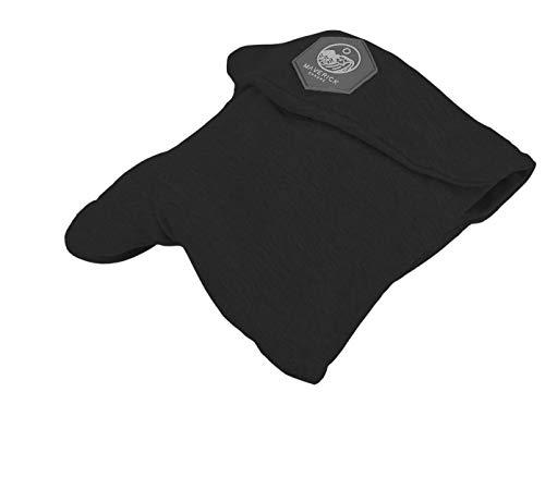 Maverick nekkussen, visco-elastisch, comfortabel, zonder hitte, ideaal voor vliegtuig of auto neksteunkussen voor nek en halswervelkolom.